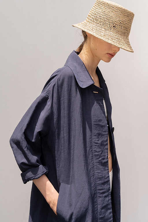 SUMMER TRENCH (NAVY)