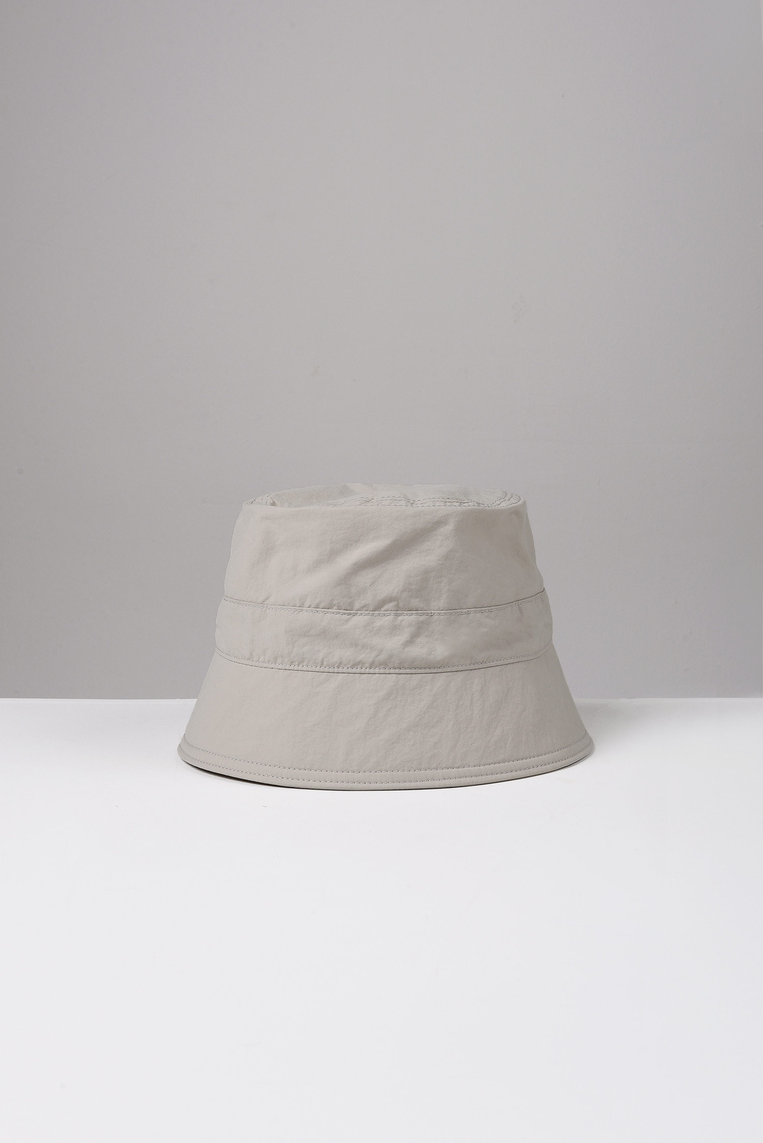 2RE-ORDER / Bucket hat (beige)